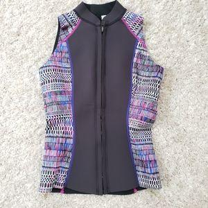 Prana Kelis Wet Suit Vest size Small